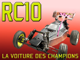 RC 10 voiture RC